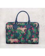 India Circus Tropical Tiger Duffle Bag