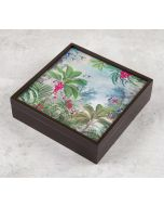 India Circus Tropical View Storage Box