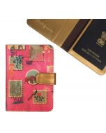 India Circus Wildlife Stamps Passport Cover