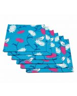 India Circus Yield of Divinity Cocktail Napkins Set of 6