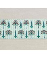 Palm Jumeriah Bed and Table Runner