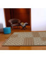 Lattice Synchronicity Rug