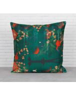 India Circus Lakeside Florist Cushion Cover