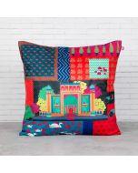 Mystical Empire Blended Velvet Cushion Cover