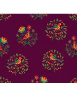 Psittacines Enquiry Medium Fabric