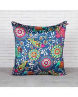 Psychedelic Fantasy Blended Taf Slik Cushion Cover