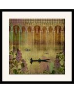 Lake of Tranquility Framed Wall Art