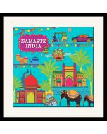 Desi Dervish Framed Wall Art
