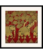 Elephant Grandiose Framed Wall Art