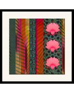 Floral Fantasia Framed Wall Art