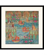 Aristocratic Milieu Framed Wall Art
