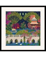 Banks of Silvassa Framed Wall Art