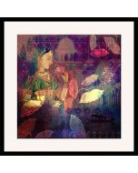 Fables of Indulekha Framed Wall Art