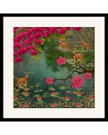 Garden of ShangriLa Framed Wall Art