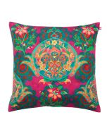 Vintage Treasure Poly Velvet Cushion Cover