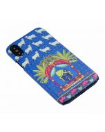 India Circus Virgin Heifers iPhone X Cover