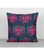 India Circus Window Garden Cushion cover