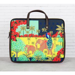 Indian Authenticity Laptop Bag