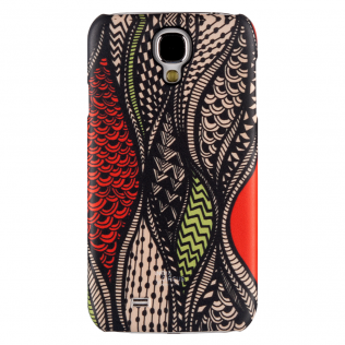 Flowers Of Mystery Samsung S4 Cover