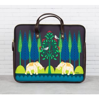 Antediluvian Folklore Laptop Bag