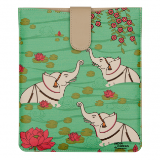 Elephant Bath iPad / Tablet sleeve
