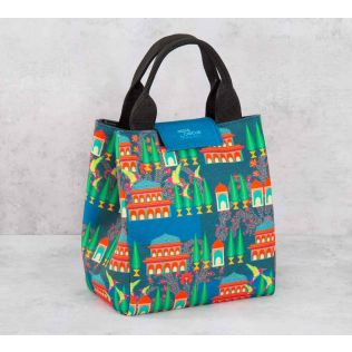 India Circus Royal Neighbourhood Lunch Bag