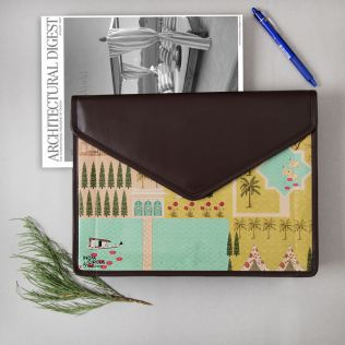 Maze Garden Document Holder