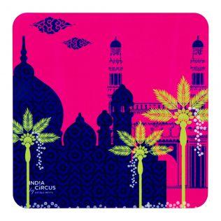 Arabian Enamor MDF Coaster - (Set of 6)