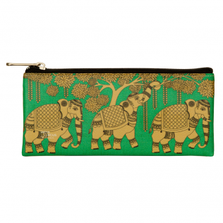 Elephant Grandiose Small Utility Pouch