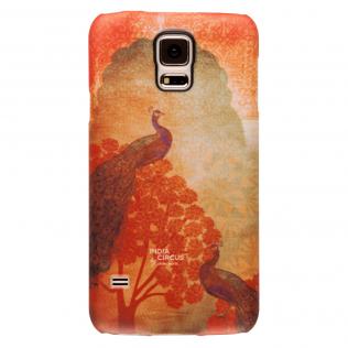Sunset Peacocks Samsung S5 Cover