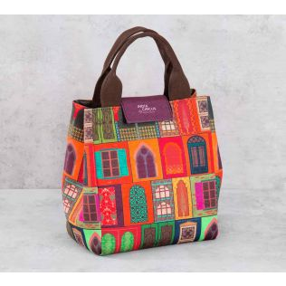 India Circus Mughal Doors Reiteration Lunch Bag