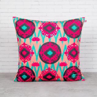 Hummingbird Heartbeat Blended Velvet Cushion Cover