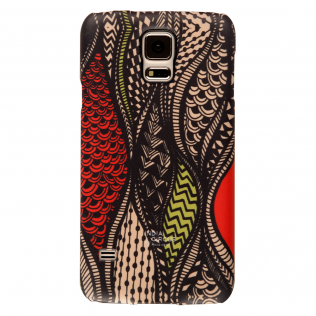 Flowers Of Mystery Samsung S5 Cover