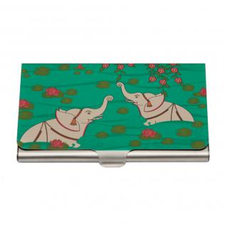 Elephant Bath Visiting Card Holder