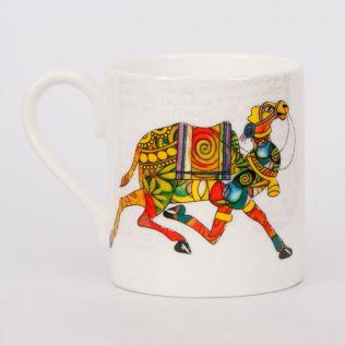 Camel Strides Coffee Mug