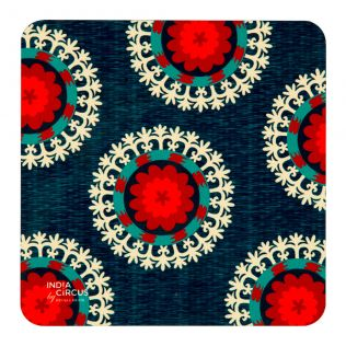 Pop Illusion MDF Coaster - (Set of 6)
