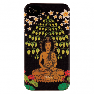 Nirvana Tree iPhone 4/4s Matte Cover