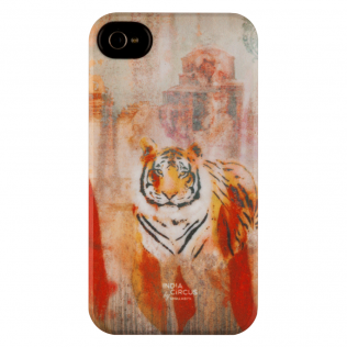 Tiger Shadow iPhone 4/4s Matte Cover