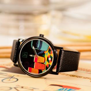 Hot-Hot Chai Wrist Watch