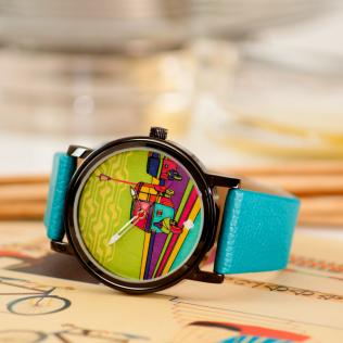 Auto Affair Wrist Watch