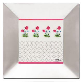 Floral Twinkles Serving Platter