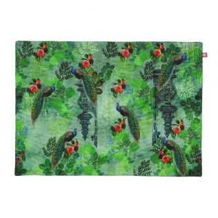Looking for Raindrops Table Mats and Napkins Set