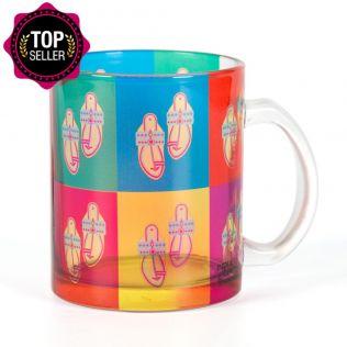 Toe tal Funk Glass Mug