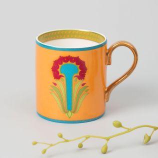 Lush Tangerine Mug
