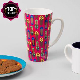 Technicolor Jootis Conical Mug