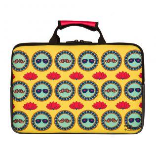 C'est La Vie Laptop Bag