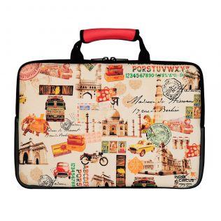 Haute News Laptop Bag