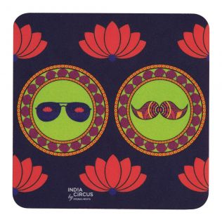 C est La Vie PVC Coaster - (Set of 6)