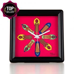 Technicolor Jootis Table Clock