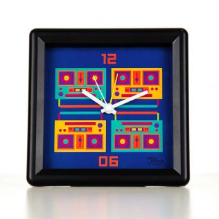 Box of Memories Table Clock